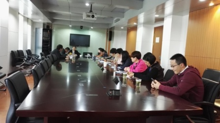 上海市农药检定所举办新修订《农药管理条例》集中学习和讨论活动